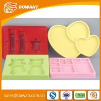 Wholesale colorful disposable blister packing tray
