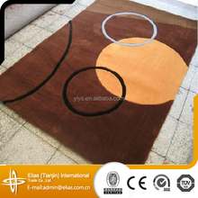 Elias New Fashion Design Baby Crawling Hand Tufted Carpet