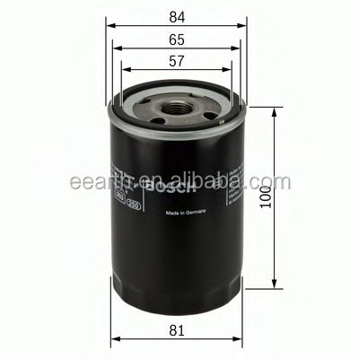 QUALITY, HOT SALE, EXCELLENT OIL FILTER 15208-13212 FOR NISSAN