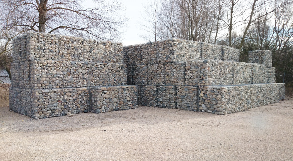Retaining Wall Design Paper : High quality retaining wall design gabion basket