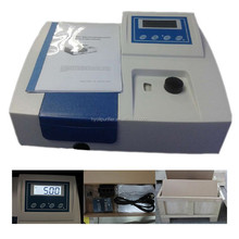 Chemical Laboratory Using Good Price Single Beam UV VIS Spectrophotometer