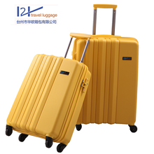 Unbreakable PC/ABS/PP Luggage
