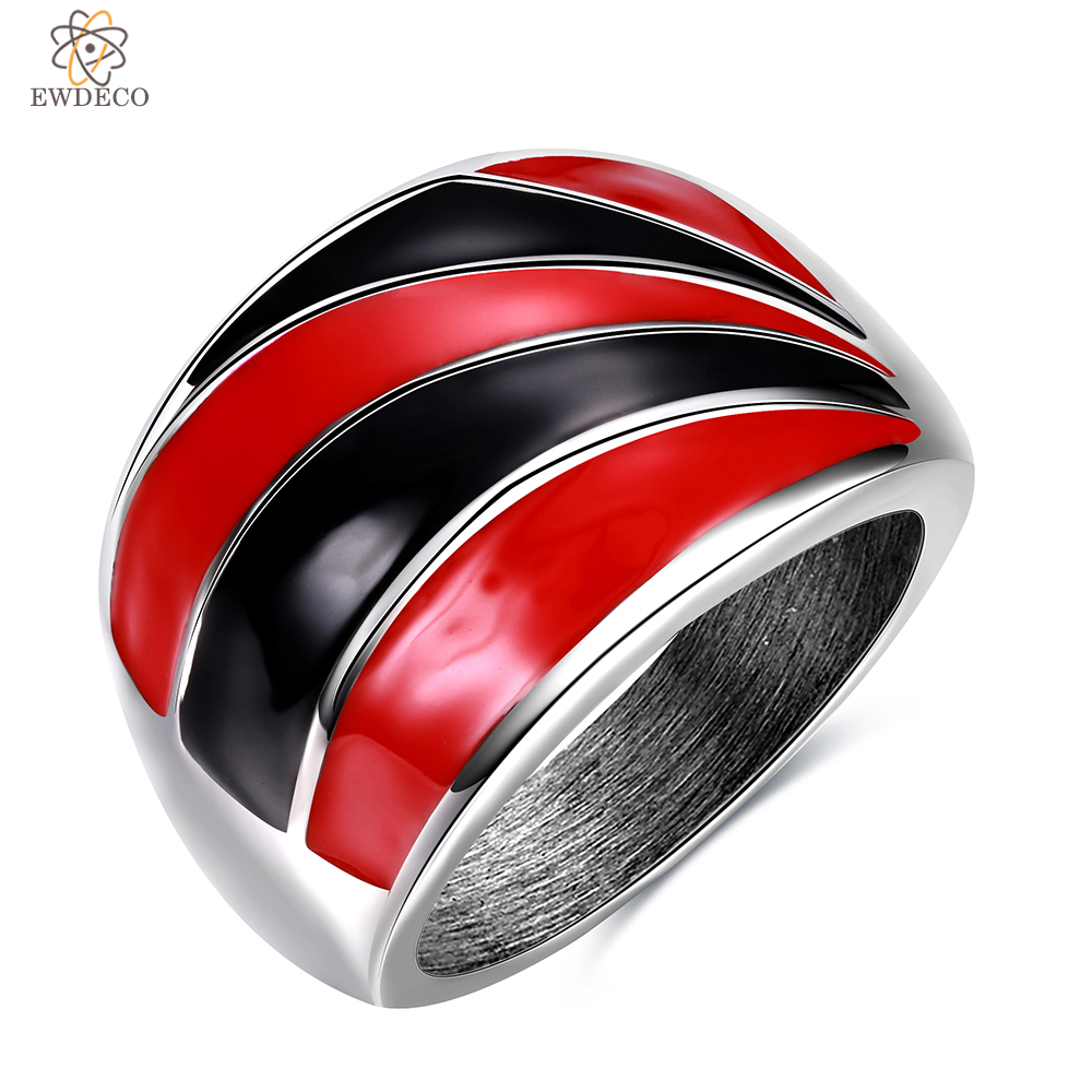 Fashion Philippine Steel Jewelry Full Size Aqeeq Finger Ring for Womens Free Shipping