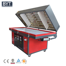 Hot! Vacuum membrane press veneer /PVC Lamination for quick furniture making