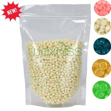 Beads and bean Hair removal green hard wax, stripless brazilian hard wax