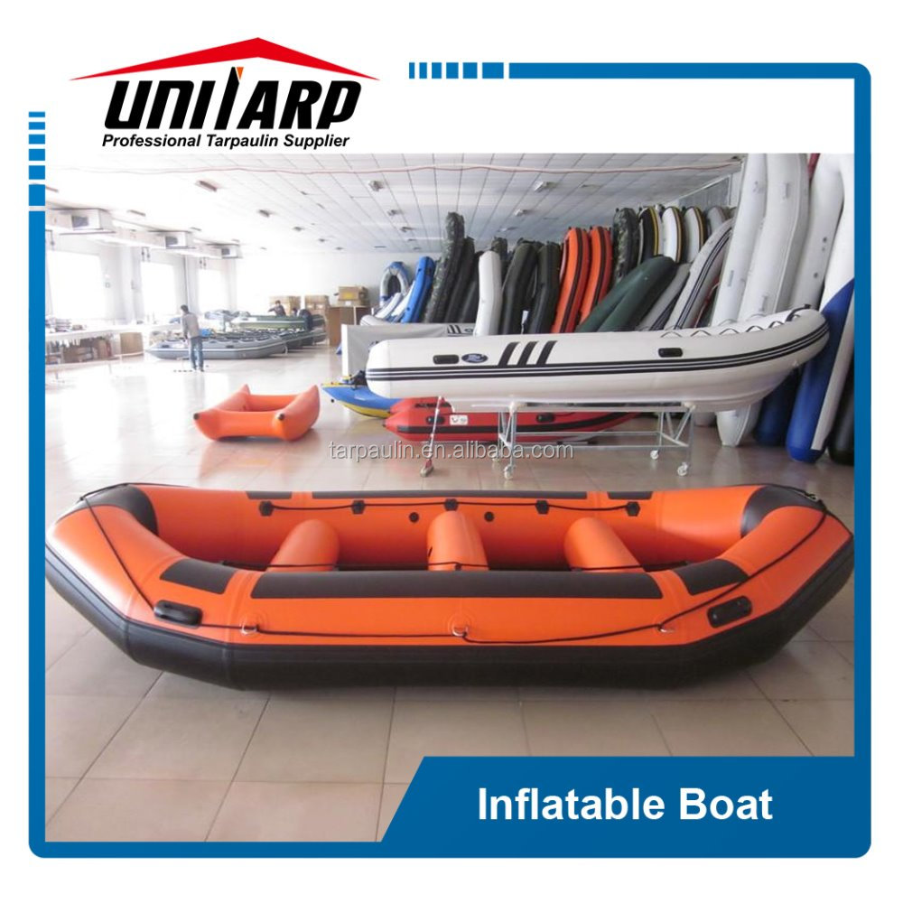 Heavy duty pvc fabric for inflatable boat