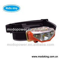 outdoor equipment/outdoor lighting LED Headlamp for camping&hiking&running&ski