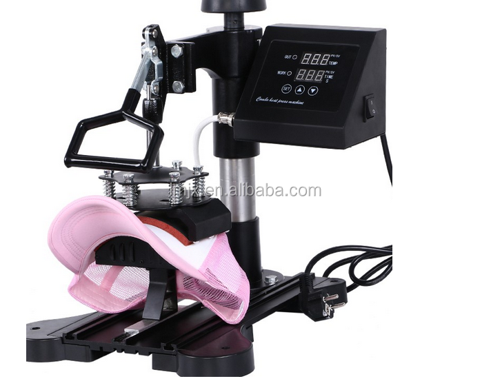 new style portable cap heat press machine for sale