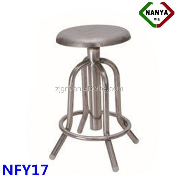 NFY17 Hospital furniture stainless steel chair for disabled people