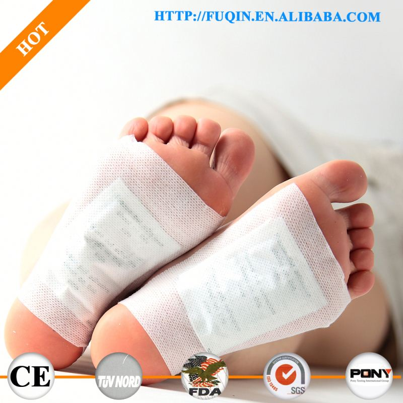Cheap Relieve Bamboo Foot Patch Oem
