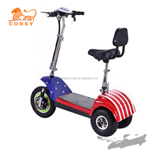 ES05 Factory Sale 500w 3 wheel motor scooters for adults