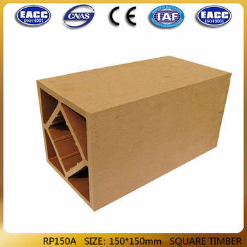 150mm *150mm Square Column, WPC Square Column
