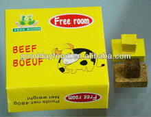 HALAL beef stock cube for Middle East Market 12gram/piece welcome to contact Daniel for inquiry