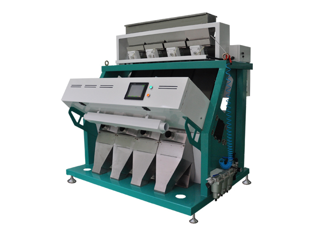 Favorable CCD Industrial Color Sorter Machine Price For Sale