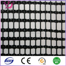 durable pvc mesh fabric for greenhouse or outdoor cover