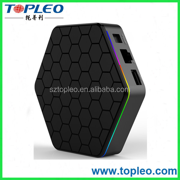 Amlogic S912 Octa Core Android 6.0 Smart Google Internet Box T95Z Plus TV Box