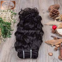 Cheap Good Quality Grade 8A Virgin Indian Water Wave Hair Weaves