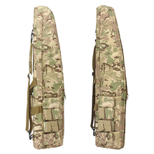camouflage Military tactical gun rifle drag bag for AR15 AK47