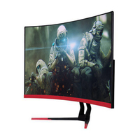 24 inch gaming monitor curved lcd computer monitor gaming 144hz