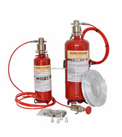 2018 Hot Sale SS304 FM 200 Gas Automatic Fire Suppression Systems, Automaitc Fire Extinguishers