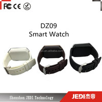 2016 dz09 smartwatch watch phone smart wrist watch DZ09 for Android & iOS_CO64