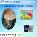 Platinum cured RTV2 silicone rubber for Coasters making
