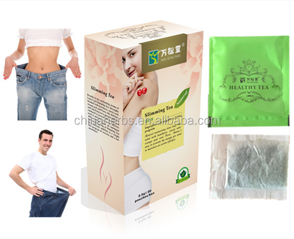 Organic T Tea 100 Natural Herbal Product Easy Slim Without Any Side Effect