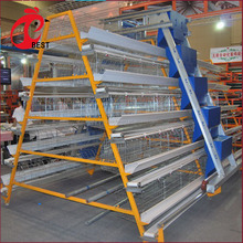 120 bird chicken layer cage for equipment importer in Africa