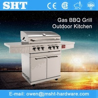 Alibaba Chinese Stainless Metal Industrial Gas Grill