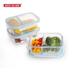 Food grade freshness preservation airtight sealed food storage containers