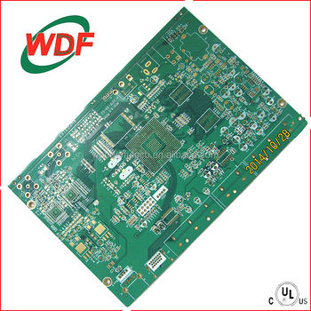 OEM SMT Electronic Relay Power Controller PCB Assembly