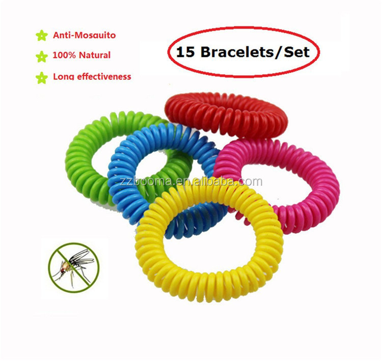 Wholesale price natural Eco-friendly children Mosquito repellent band