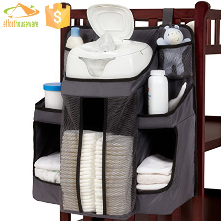 Hanging Nursery Organizer Storage Baby Diapers case for Sale