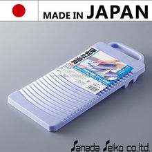 High quality and Reliable washboard Plastic scrubboard with multiple functions made in Japan
