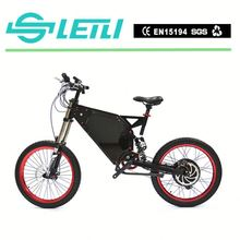 Basket 2 Wheel Electric Bicycle/ Electric Three Wheel Bike/ Two Wheel Electric Motor Bike
