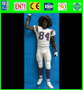 custom hockey figurine, american football action figure factory, oem resin rugby figurines