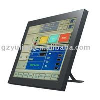"LCD Touch Screen Display/monitor with touch panel(12"",15"",17"",19"" available)-YLseries"