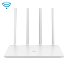 Original Xiaomi Mi WiFi Wireless Router 3C MIWIFI APP2.0 OS Dual ROM 16MB Flash + 64MB DDR2 2.4GHz 300Mpbs with 4 Antennas
