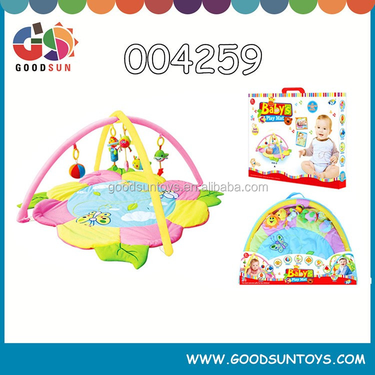 Multifunction function best baby round play mats and gym mat