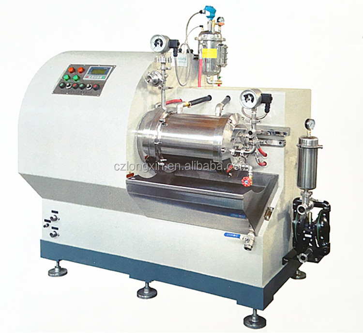 Longxin Professional Turbo Superfine Nano Sand Mill for Nano New Material Grinding (WST-15)