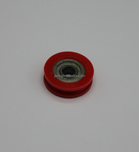 high performance plastic guide roller for cabinet sliding door