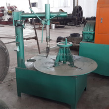 Tire Circle Cutting Machine / waste tire circle cutting machine
