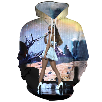 Drop shipping Best Selling Anime Long Sleeve 3D pullover hoodies