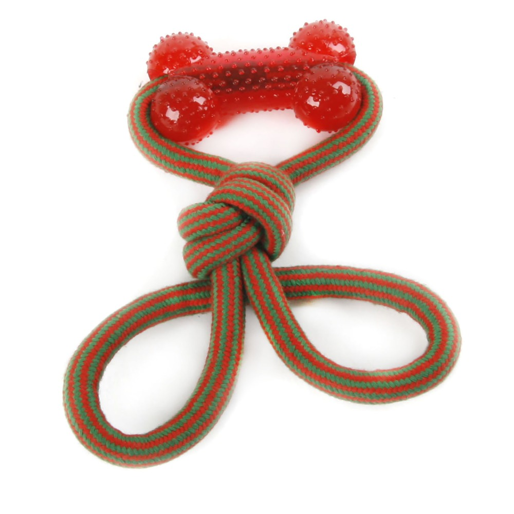 Dog Toys Bone Free Samples With Rope
