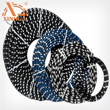 Xinhua Competitive 10.2mm Granite Wire Saw for Squaring