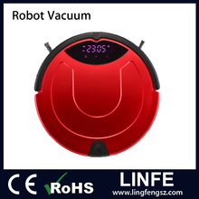 Light And Quite Robot Vacuum Cleaner 2016 Auto Sweeping Floor Cleaner