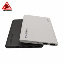 New arrivals 2018 usb credit card power bank in power banks 10000mah battery charger for iphone 8