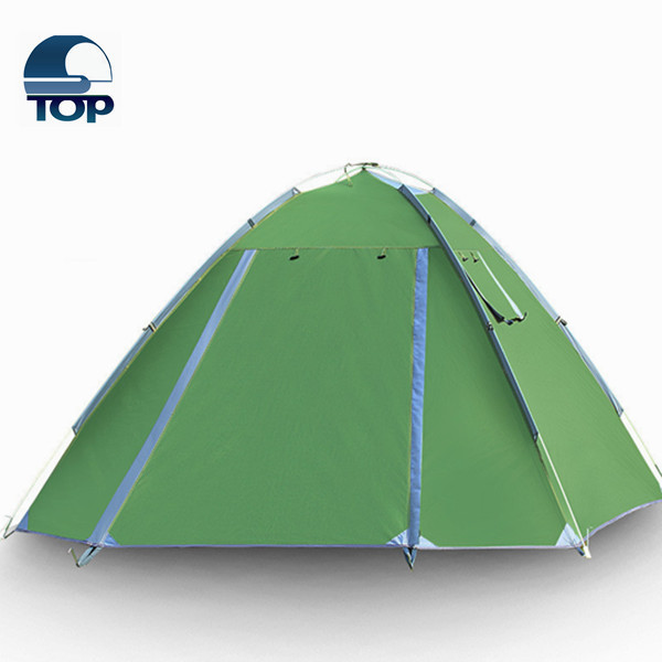 Traveling 4 Person Lightweight Outdoor Family Camping Tent for the 2016 big promotion