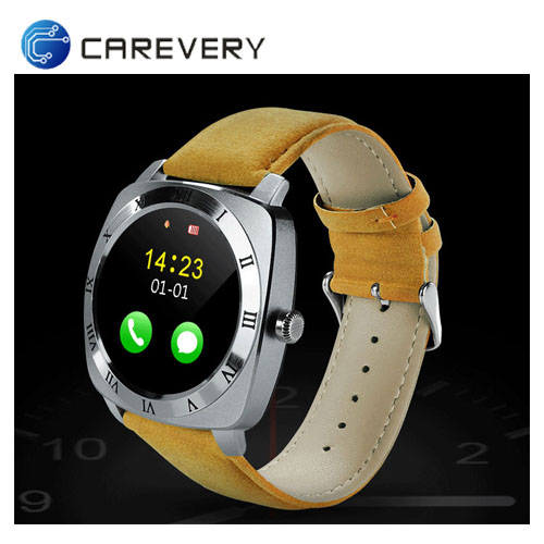 Newest cheap gsm phone call smart watch android waterproof cell phone watch