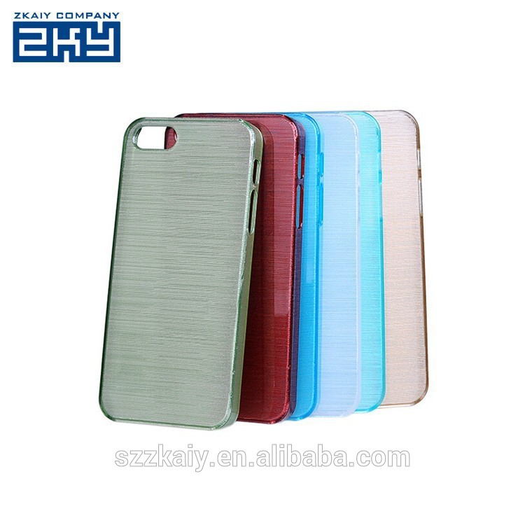 Glossy blank phone case for 3d sublimation printing